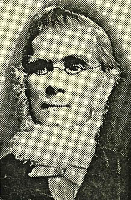 1853 - Mr Gray