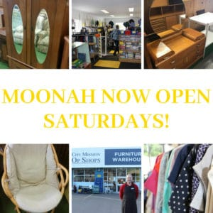 Moonah - Now Open Saturdays