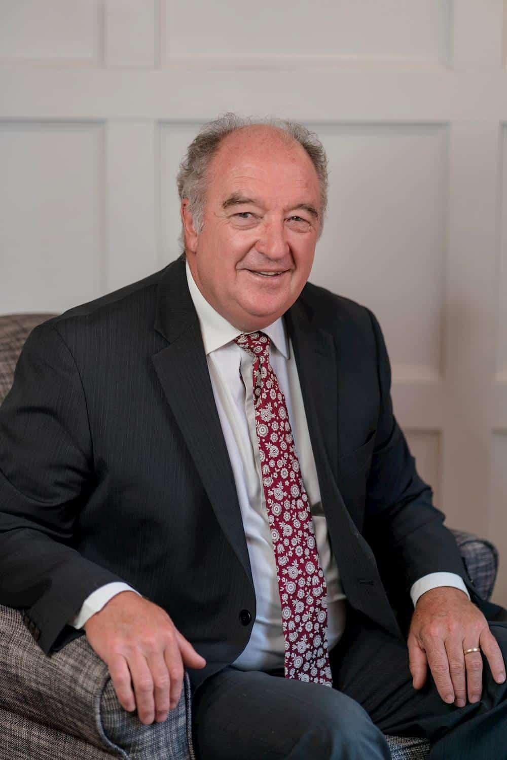 Portrait of Damian Egan - Board Member at Hobart City Mission